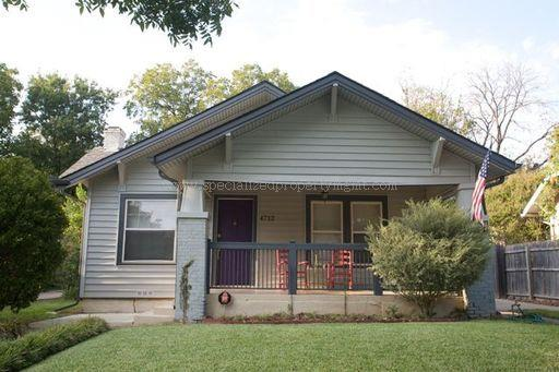 Rental Homes for Rent, ListingId:33389461, location: 4712 Birchman Avenue Ft Worth 76107
