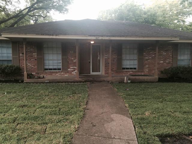 Rental Homes for Rent, ListingId:33416810, location: 405 Brook Hollow Drive Desoto 75115