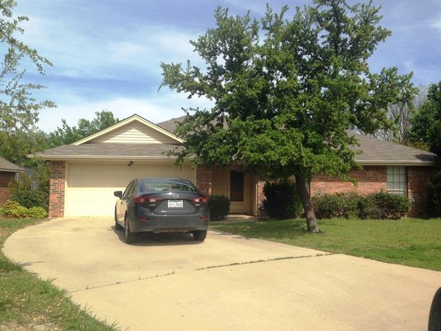 Rental Homes for Rent, ListingId:33448835, location: 3316 Brooke Street Denton 76207