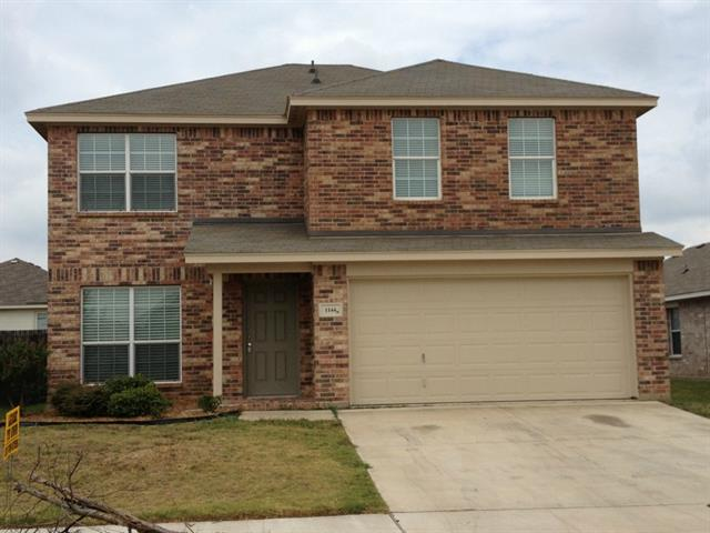 Rental Homes for Rent, ListingId:33448870, location: 1144 Cottonwood Drive Crowley 76036