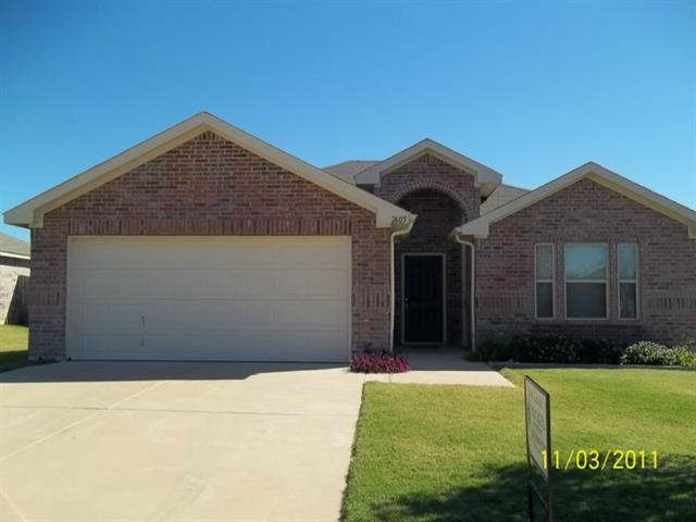 Rental Homes for Rent, ListingId:33448743, location: 2605 Castle Pines Drive Burleson 76028