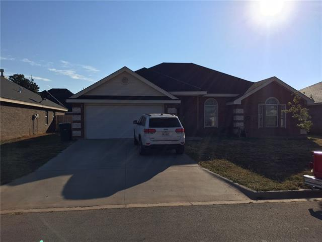 Rental Homes for Rent, ListingId:33449867, location: 3117 Sterling Street Abilene 79606