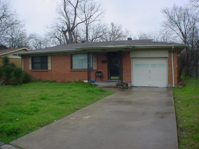 Rental Homes for Rent, ListingId:33450038, location: 1510 Hillcrest Street Mesquite 75149