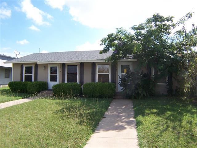 Rental Homes for Rent, ListingId:33450142, location: 1041 Presidio Drive Abilene 79605