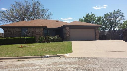 Rental Homes for Rent, ListingId:33478974, location: 8042 Scooter Court Abilene 79606