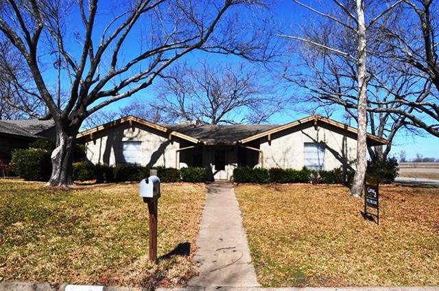 Rental Homes for Rent, ListingId:33458946, location: 100 Comanche Court Waxahachie 75165