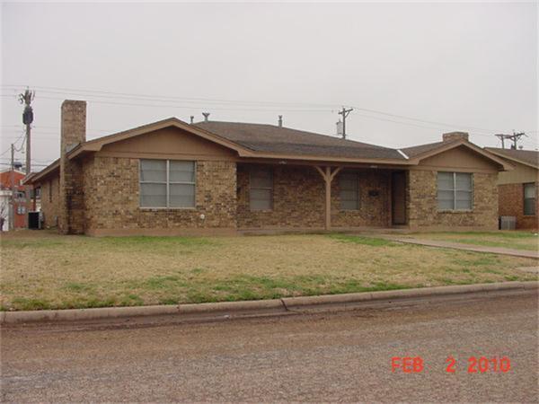 Rental Homes for Rent, ListingId:33459288, location: 4919 S 6th Street Abilene 79605