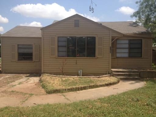 Rental Homes for Rent, ListingId:33468282, location: 1133 Rodgers Street Abilene 79605