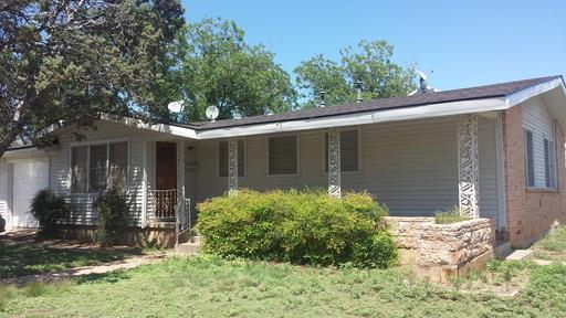 Rental Homes for Rent, ListingId:33479305, location: 702 E North 13th Street E Abilene 79601