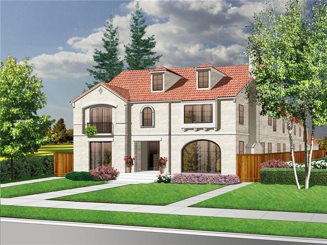 Real Estate for Sale, ListingId: 33467583, Highland Park,TX75205
