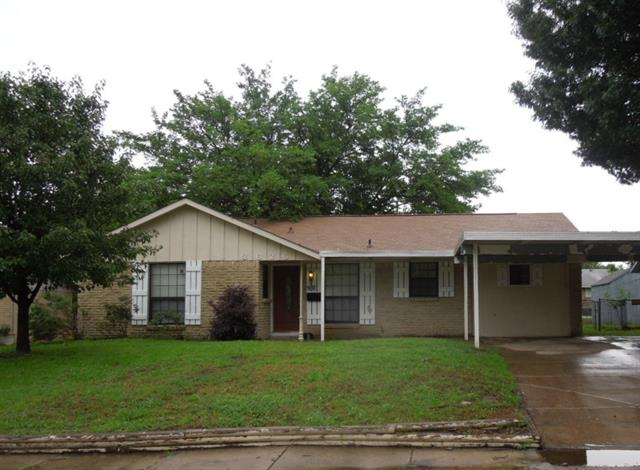Rental Homes for Rent, ListingId:33467763, location: 2626 Bobwhite Boulevard Mesquite 75149
