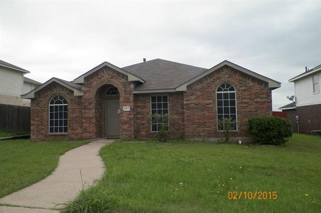Real Estate for Sale, ListingId: 33478515, Mesquite,TX75181