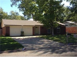 Rental Homes for Rent, ListingId:33489104, location: 2605 Kingston Street Arlington 76015