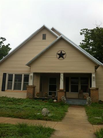 Rental Homes for Rent, ListingId:33523621, location: 1858 N 7th Street Abilene 79603