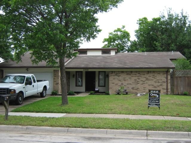 Single Family Home for Sale, ListingId:33489562, location: 3003 Legend Road Arlington 76014
