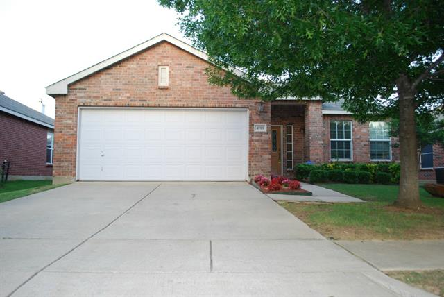 Rental Homes for Rent, ListingId:33488985, location: 4713 Fox Sedge Lane Denton 76208