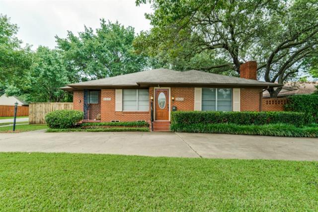 Rental Homes for Rent, ListingId:33517512, location: 3803 Northwest Parkway University Park 75205