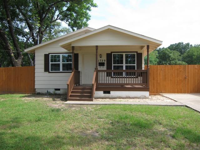 Rental Homes for Rent, ListingId:33523518, location: 1729 Shaw Street Dallas 75212