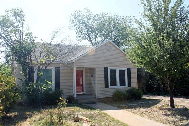 Rental Homes for Rent, ListingId:33538190, location: 1149 Jeanette Street Abilene 79602