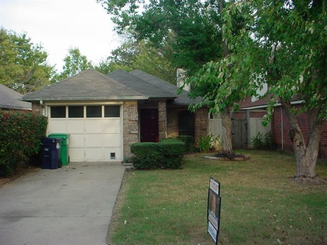 Rental Homes for Rent, ListingId:33538545, location: 1014 Mack Place Denton 76209