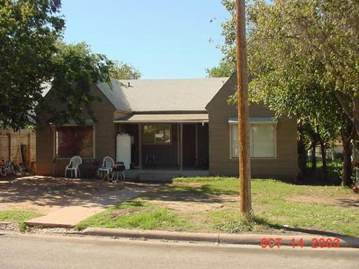 Rental Homes for Rent, ListingId:33546577, location: 402 Amarillo Street Abilene 79602