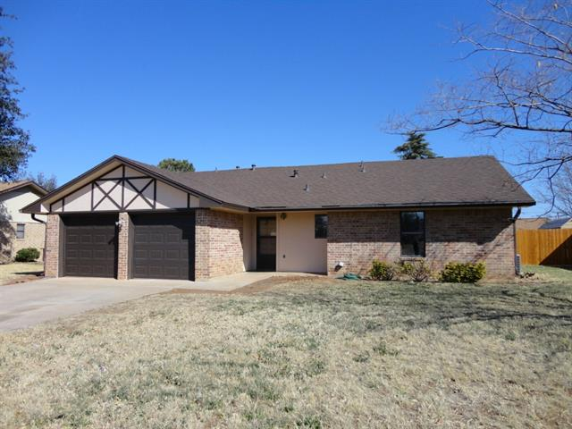 Rental Homes for Rent, ListingId:33546044, location: 5334 Teresa Lane Abilene 79606