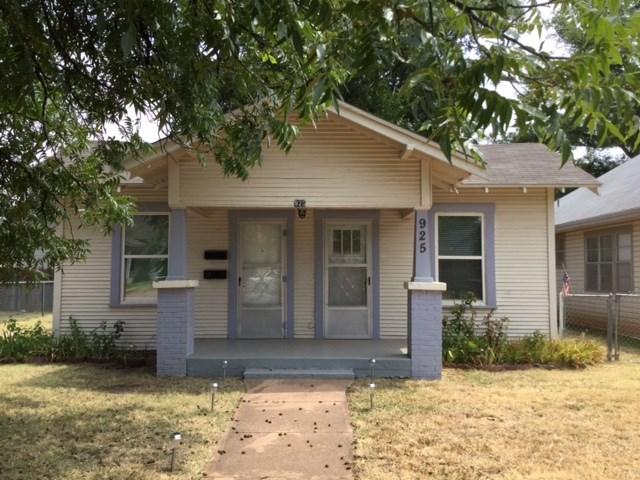 Rental Homes for Rent, ListingId:33546386, location: 925 Vine Street Abilene 79602