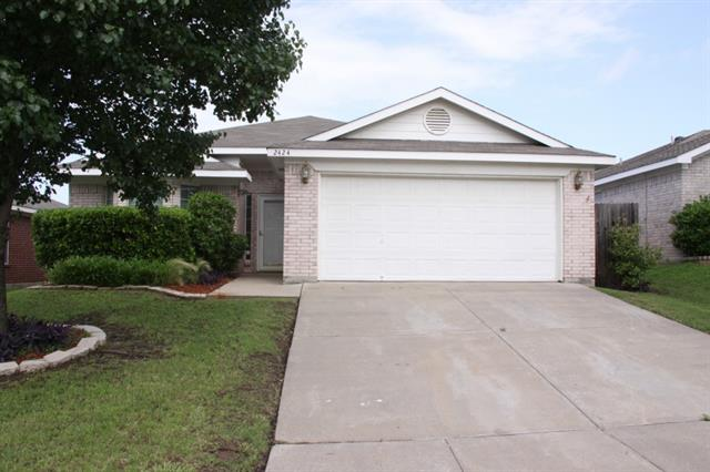 Rental Homes for Rent, ListingId:33569835, location: 2424 Concina Way Ft Worth 76108