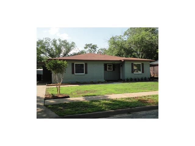 Rental Homes for Rent, ListingId:33577803, location: 1304 Phillips Street Cleburne 76033
