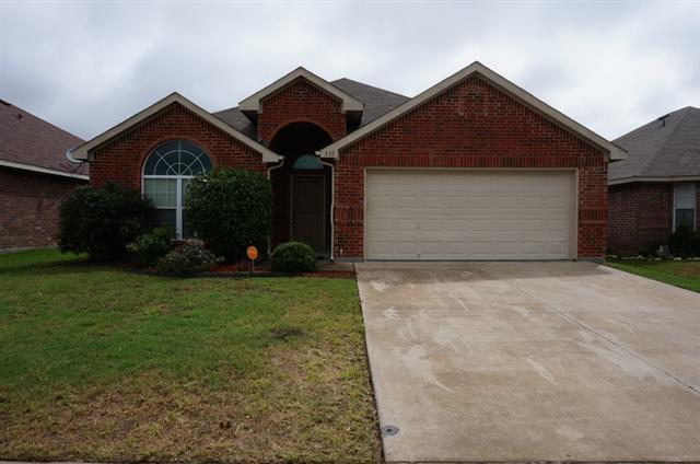 Rental Homes for Rent, ListingId:33586543, location: 310 Creekside Way Waxahachie 75165