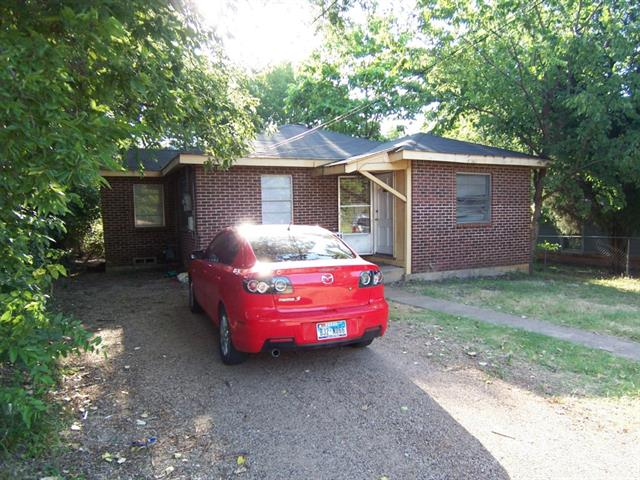 Rental Homes for Rent, ListingId:33578288, location: 1126 Peak Street Denton 76201