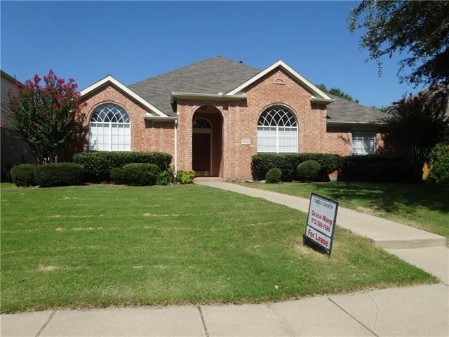 Rental Homes for Rent, ListingId:33623382, location: 7821 Aqua Vista Drive Plano 75025