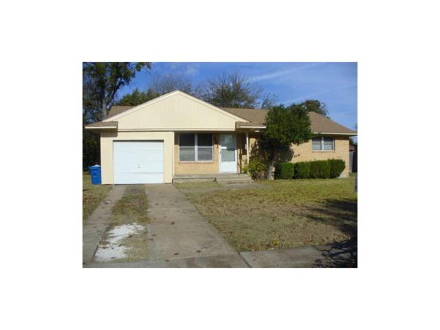 Rental Homes for Rent, ListingId:33613793, location: 121 Arbor Lane Lancaster 75134