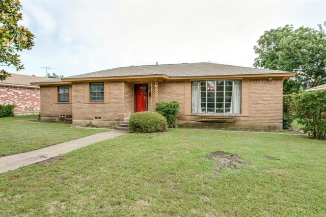 Rental Homes for Rent, ListingId:33643247, location: 2906 Sharpview Lane Dallas 75228