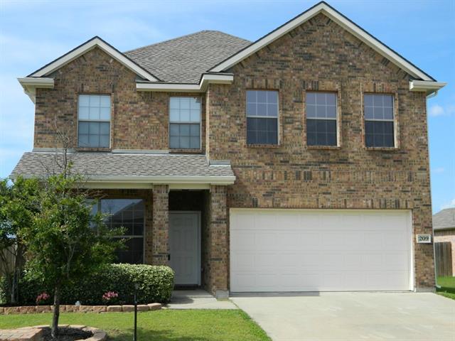 Rental Homes for Rent, ListingId:33634008, location: 209 Elm Grove Anna 75409