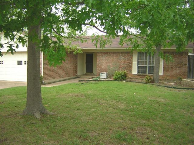 Rental Homes for Rent, ListingId:33943816, location: 511 Retama Street Denton 76209