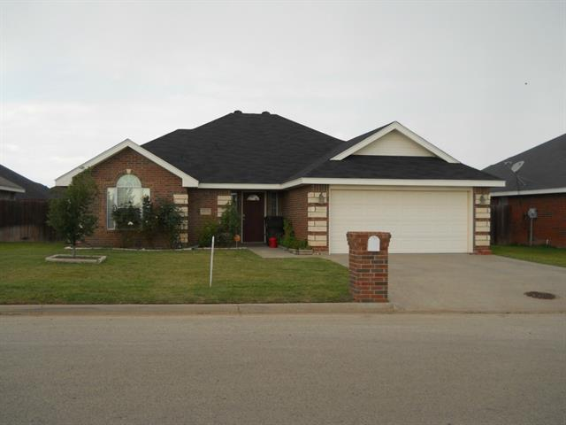 Rental Homes for Rent, ListingId:33634207, location: 4850 Coyote Run Abilene 79602