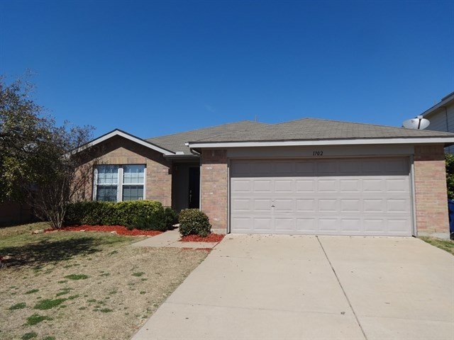 Rental Homes for Rent, ListingId:33643426, location: 1702 Willow Way Anna 75409
