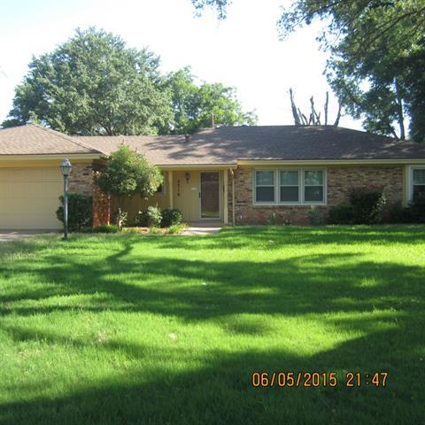 Rental Homes for Rent, ListingId:33643923, location: 2318 River Oaks Circle Abilene 79605