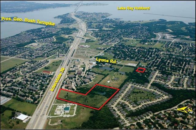 Land for Sale, ListingId:33643964, location: 5809 Lyons Road Garland 75043