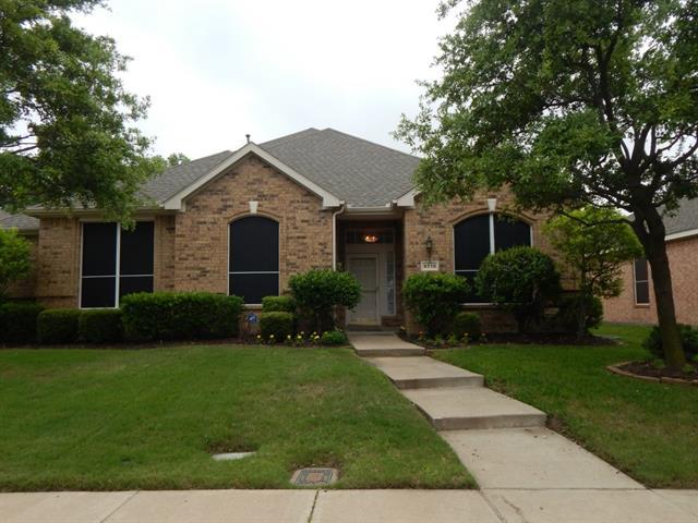 Rental Homes for Rent, ListingId:33845202, location: 9710 Cliffside Drive Irving 75063