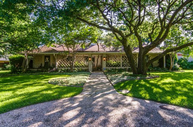 Rental Homes for Rent, ListingId:33819903, location: 7619 Indian Springs Road Dallas 75248