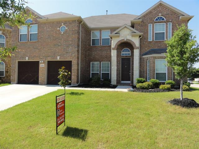 Rental Homes for Rent, ListingId:33679797, location: 1301 Bateman Lane Celina 75009