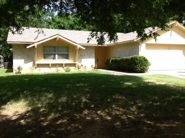 Rental Homes for Rent, ListingId:34317250, location: 2303 Jacqueline Drive Denton 76205