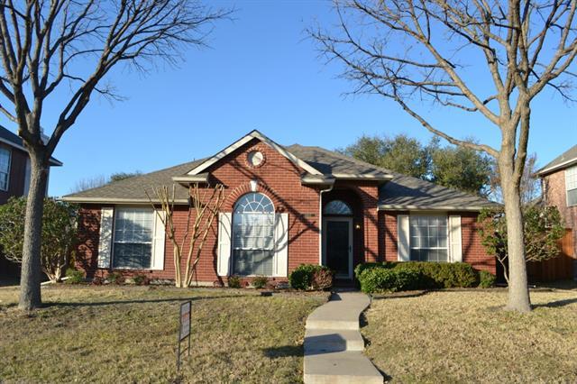 Rental Homes for Rent, ListingId:33679707, location: 10612 Birmingham Drive Frisco 75035
