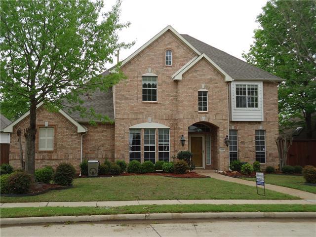 Rental Homes for Rent, ListingId:33679787, location: 1220 EDGEWOOD Allen 75013