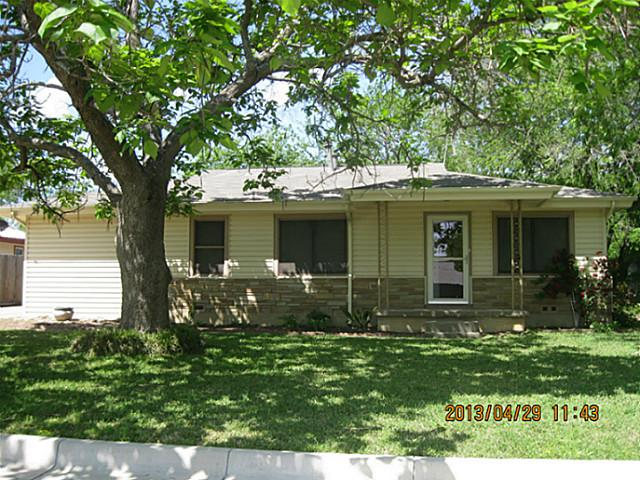 Rental Homes for Rent, ListingId:33716032, location: 1012 Warden Street Benbrook 76126