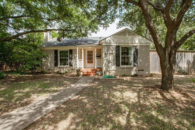 Rental Homes for Rent, ListingId:33715485, location: 8314 Midway Road Dallas 75209