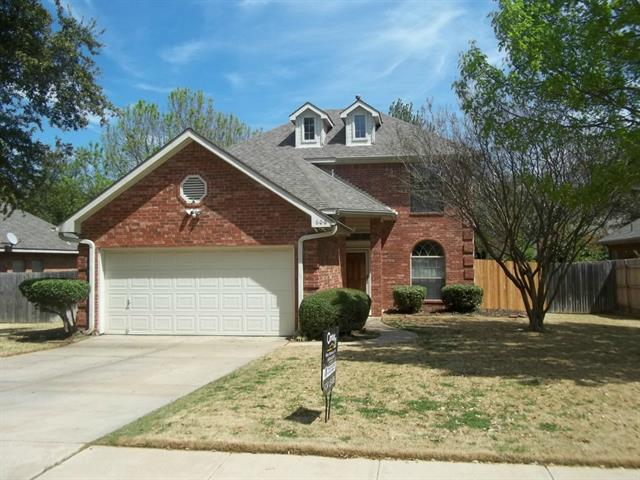 Rental Homes for Rent, ListingId:33715736, location: 606 Dove Creek Circle Grapevine 76051