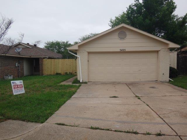 Rental Homes for Rent, ListingId:33747671, location: 5405 Sandpiper Lane Garland 75043